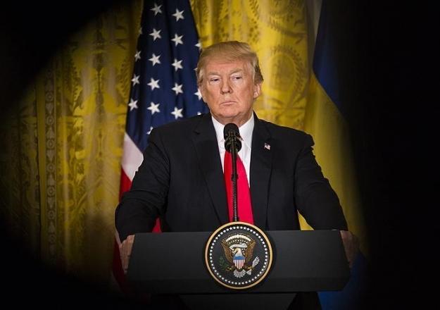 Trump: Türkiye ile ilişkilerimiz bu dönemde iyi değil