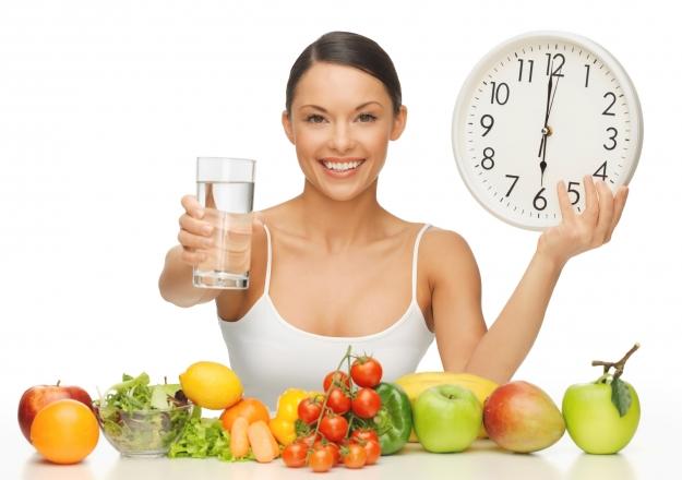 Aç kalmadan kilo verin