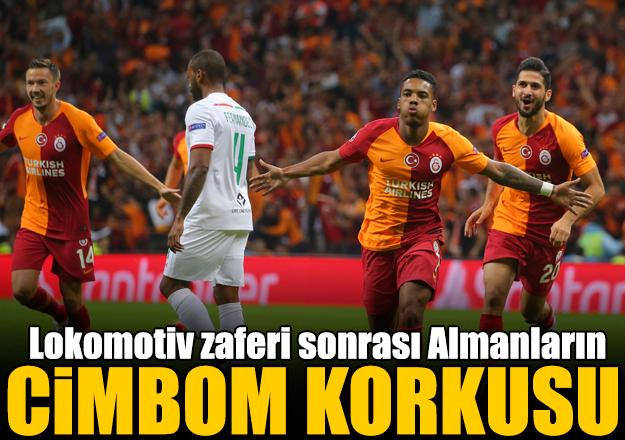 Almanların Galatasaray korkusu