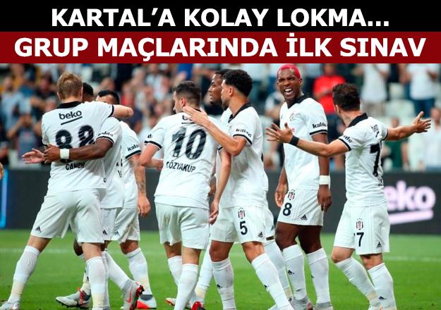 Beşiktaş Sarpsborg maçı ne zaman ve hangi kanalda?