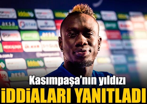 Diagne'den transfer açıklaması
