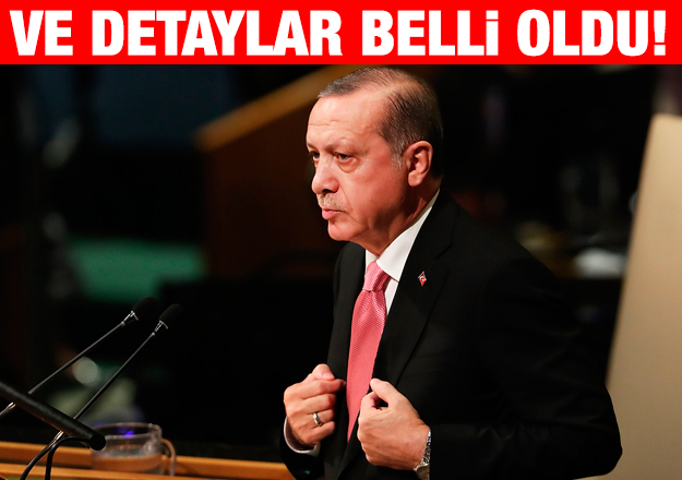 Erdoğan'ın ABD ziyaretinde detaylar belli oldu