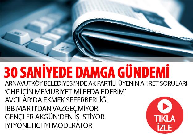 Gazete Damga'da günün haberleri 05.09.2018 Çarşamba