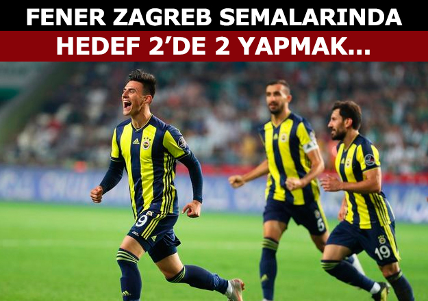 GNK Dinamo Zagreb - Fenerbahçe UEFA Avrupa Ligi maçı saat kaçta ve hangi kanalda?