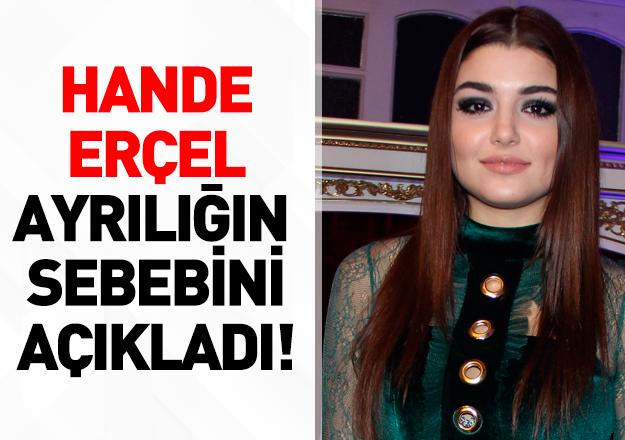 Hande Erçel ve Murat Dalkılıç neden ayrıldı? İşte sebebi ve açıklaması...