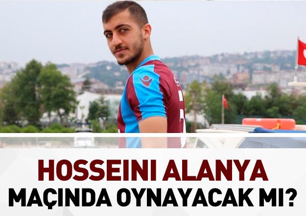 Hosseini'nin durumu belirsiz
