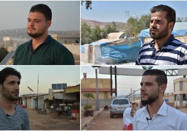 İdlib'den tampon bölge çağrısı
