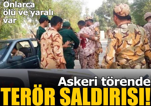 İran'ın Ahvaz kentindeki askeri geçiş töreninde silahlı saldırı: Ölü ve yaralılar var