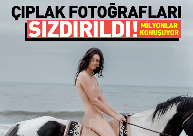 Kendall Jenner'ın çıplak fotoğrafları sızdırıldı!
