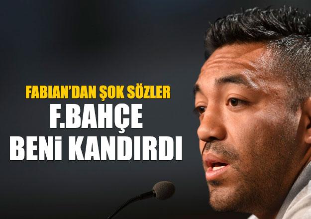 Marco Fabian Fenerbahçe'ye ateş püskürdü