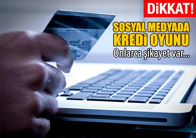 Sosyal medyada kredi ve kredi kartı dolandırıcılığı - Paranızın çalınmasını istemiyorsanız dikkat!