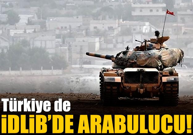 Türkiye de İdlib'de ara bulucu