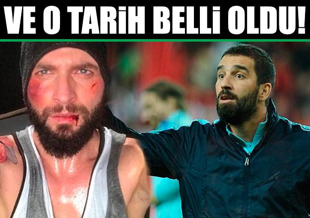 Arda Turan ile Berkay Şahin'in duruşma tarihi belirlendi! Arda hapise mi girecek?