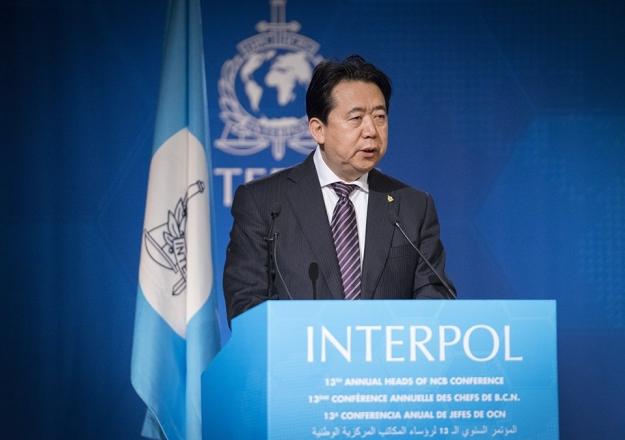 Bir haftadır kayıp olan Interpol Başkanı için soruşturma