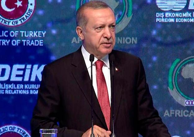Erdoğan: Milletinizi enflasyon yükünden kurtarmak istediğinizde karşınıza belirli kalıplar sınırlar çıkarılıyor