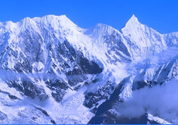 Himalaya  Dağları'ndaki toprak kayması 9 can aldı