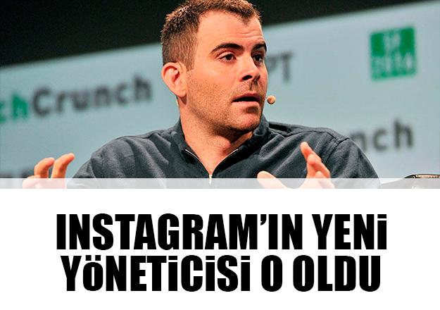 Instagram'ın yeni yöneticisi Adam Mosseri