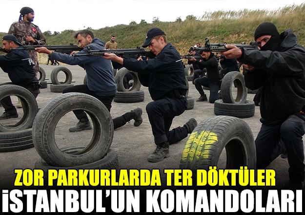 İstanbul'un komandoları