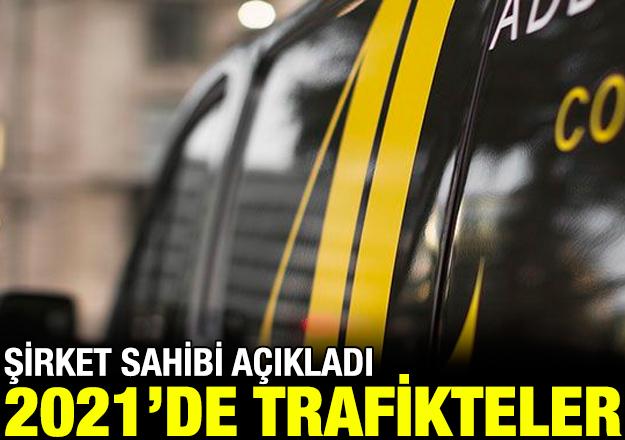 Londra`da sürücüsüz taksiler 2021`de trafiğe çıkacak