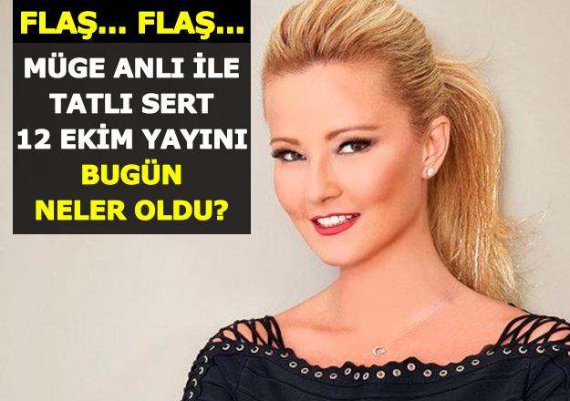 Müge Anlı ile Tatlı Sert 12 Ekim Cuma Yayını | Hasan Kalkan ile ilgili şok gelişme!