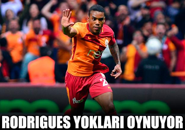 Rodrigues yokları oynuyor
