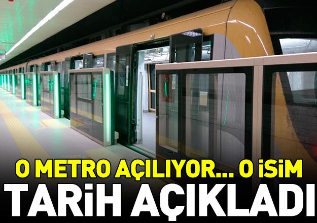 Sürücüsüz Üsküdar-Ümraniye-Çekmeköy metrosu 2. etap ne zaman açılacak? İşte tarih