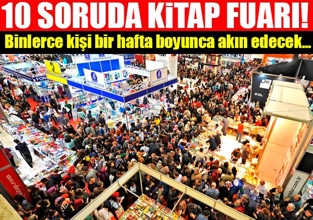 10 soruda 2018 İstanbul Kitap Fuarı hakkında her şey!