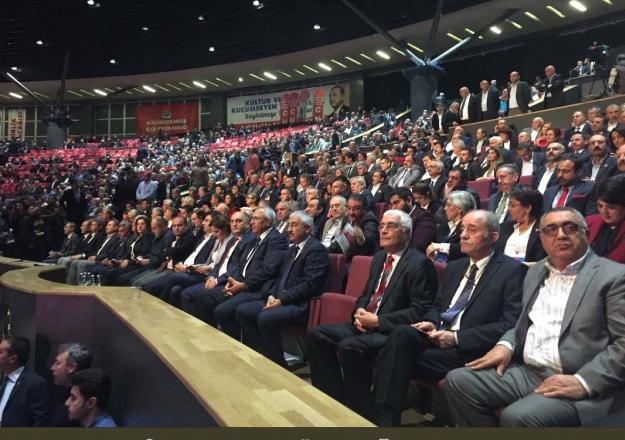 Küçükçekmece'de aday adayları tanıtıldı
