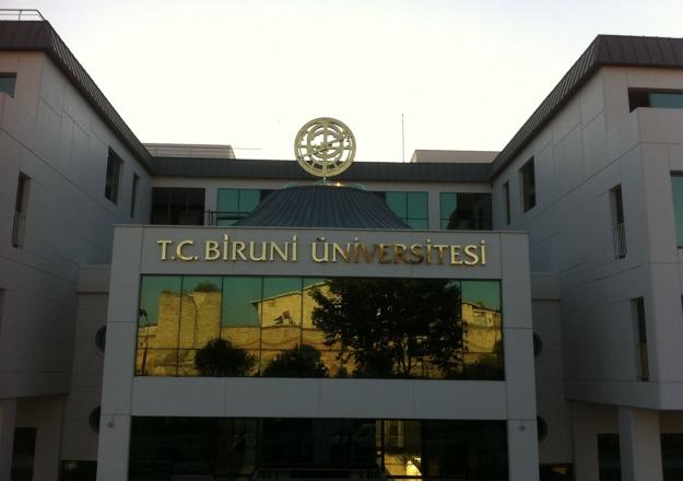 Biruni Üniversitesi'nde patlama: 2 yaralı