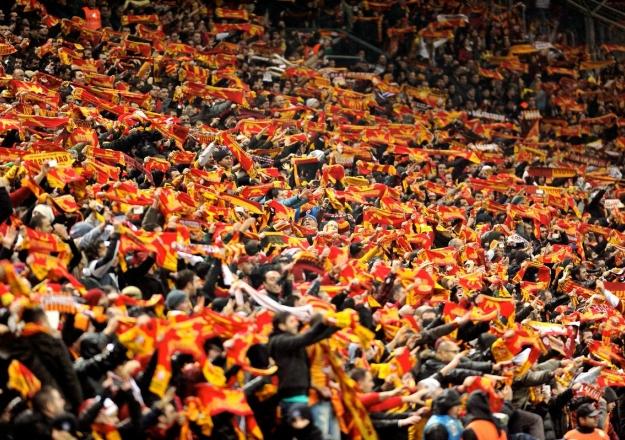 Galatasaray taraftarı 'kenetlenecek'
