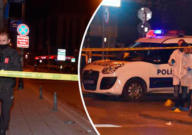 İstanbul'da silahlı kavga: 1'i polis 3 yaralı