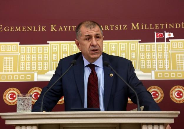 İYİ Parti'nin İstanbul adayı Ümit Özdağ oldu!