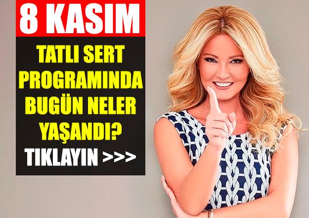 Müge Anlı ile Tatlı Sert 8 Kasım Perşembe izle | 3 katil aranıyor!