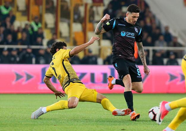 Trabzonspor'un karanlık gecesi!