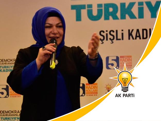 AK Parti Sancaktepe Belediye Başkan Adayı Şeyma Döğücü kimdir