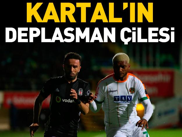 Beşiktaş'ın deplasman çilesi