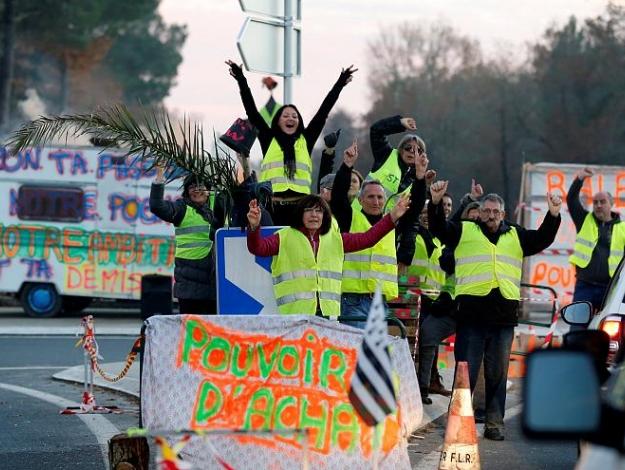 Fransa'da polis harekete geçti: 278 gözaltı var