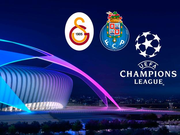 Galatasaray - Porto maçı hangi kanalda? Şifreli mi şifresiz mi