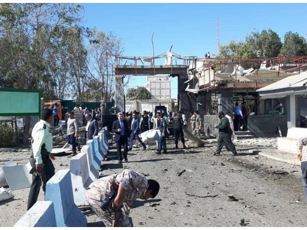 İran Çabahar'da bombalı saldırı! Çok sayıda ölü ve yaralı var