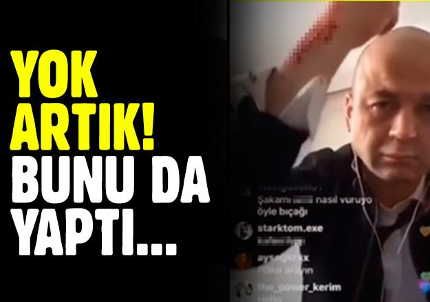 Masterchef Türkiye Murat Özdemir kendini kesti! Canlı yayında şoke eden anlar