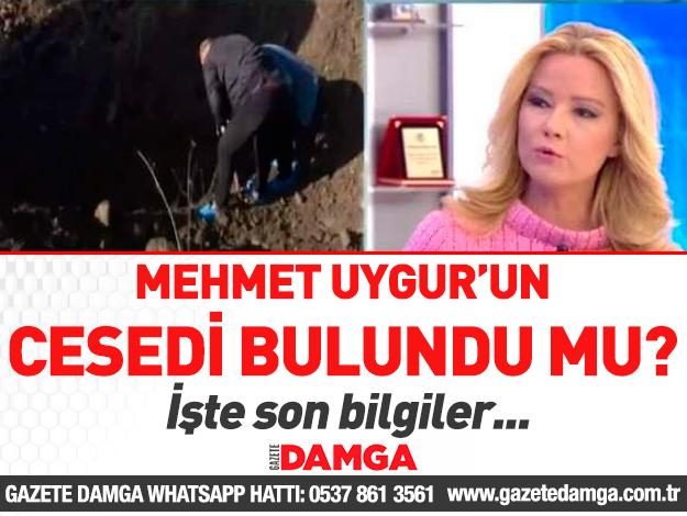 Mehmet Uygur'un cesedi aranıyor! Son dakika gelişmesi