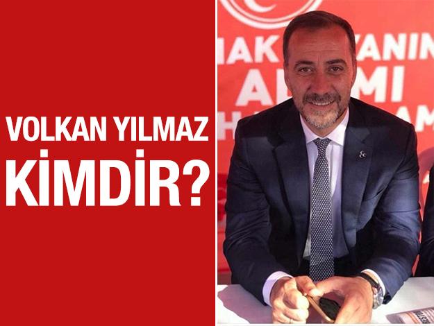 MHP Silivri Belediye Başkan Adayı Volkan Yılmaz kimdir