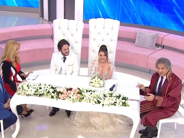 Müge Anlı'da Aydoğan Avcı ve Nazmiye Yayla evlendi!