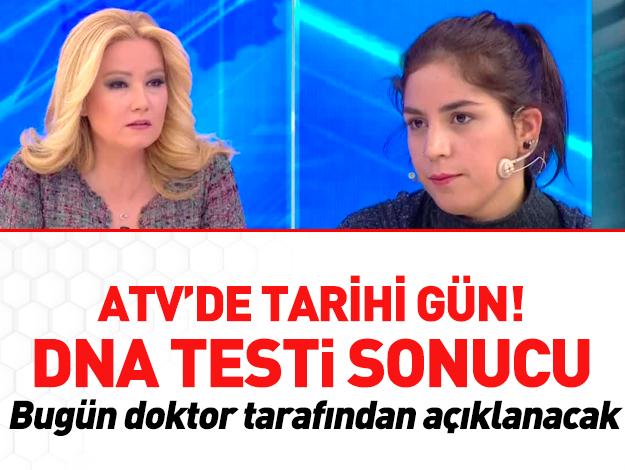 Müge Anlı 6 Aralık Perşembe canlı yayın izle! Birgül Memiş'in DNA testi sonucu açıklandı mı?