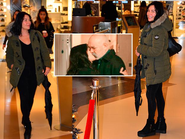 Şenay Gürler'den öpüşme sahnesi sonrasında açıklama