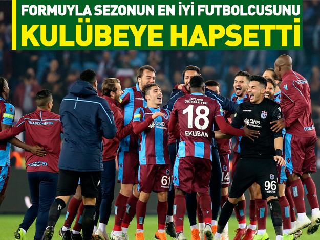 Trabzonspor'da Hüseyin Türkmen fırtınası!