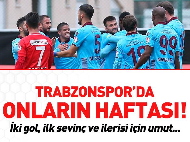 Trabzonspor'da İranlıların haftası