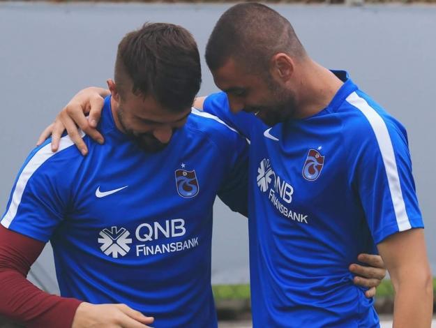 Trabzonspor'da yıldız operasyonu!