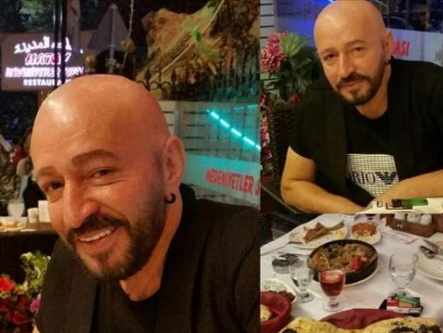 Uzaylı Mustafa Topaloğlu'ndan Pentagram dokunuşu!