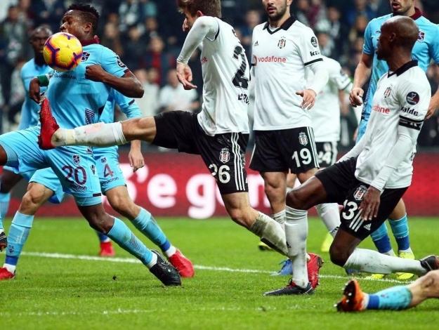 Beşiktaş devreyi açıyor